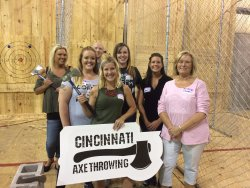 ‪Cincinnati Axe Throwing‬