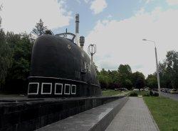 Submarine K-14