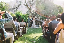 My heavenly wedding at Casa Cody!