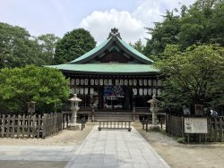 Shiramina Jinguu Shrine