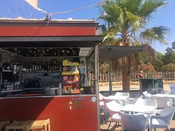 Surf bar comarruga