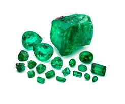 Emerald's International