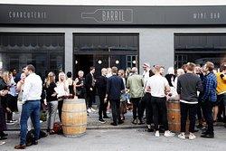 Barril Pasta & Wine Bar