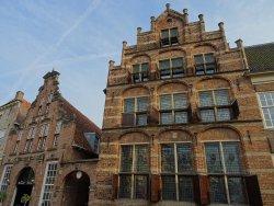 Zaadmarkt Zutphen-Rijksmonument woonhuis Het Bolwerck uit 1549