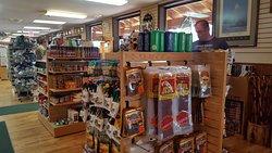 The Devils Tower Longhorn Cafe