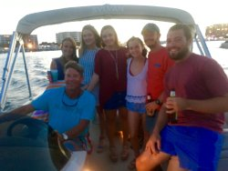 Paradise Pontoon Rentals & Captain Services Destin