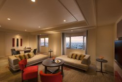 Twin One Bedroom Suite
