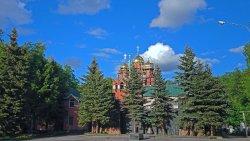 Успенская старообрядческая церковь