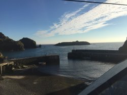 Mullion Cove Hotel Apartments - Really Lovely