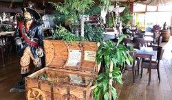 Cafe-restaurant de Piraat