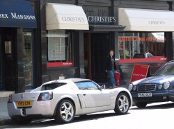 Christie's South Kensington