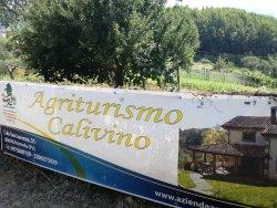 Ristorante dell'Agriturismo Calivino