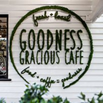 ‪Goodness Gracious Cafe‬
