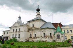 Church of St Nicholas and the Holy Cross (Kresto-nikolskaya tserkov)