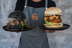 Nebula Artisans Burgerbar