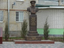 Monument to Margelov