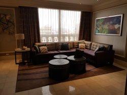 Penthouse Suite - Überteuert - nicht mehr Zeigemäß - nicht sauber!