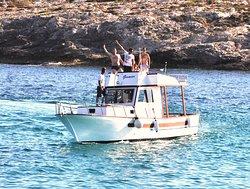 Casa del Pescatore -  Gita in Barca con Gamar