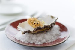Oyster, beef dripping