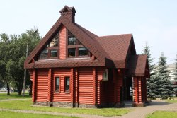 Tourist Information Center Krasnaya Izba