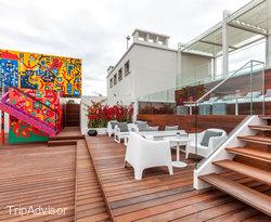 Sky Bar at the Tivoli Lisboa