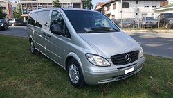 Mercedes Vito 8+1 seats