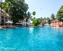 The Pool at the Grand Hyatt Goa