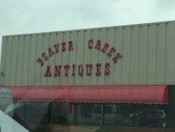 Beaver Creek Antique Market