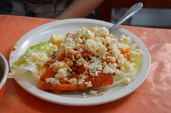 Enchiladas Doña Lupe