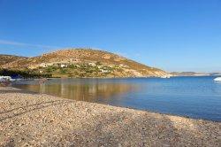 Agrio Livadi Beach