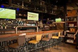 Warehouse Bar + Kitchen