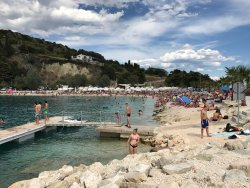 Great little busy beach!