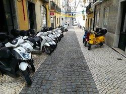 Scooteria