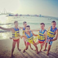 Dubai Aqua Park, The Beach