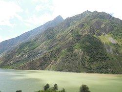 Diexi Songpinggou Scenic Area