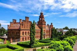 Residence of Bukovynian Metropolitans - Chernivtsi National University