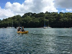 Koru Stunning Guided Kayak Adventures