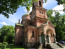 Kuldiga Orthodox Church