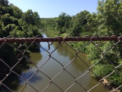 The Swinging Bridge