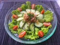 Healthy Salad Udon / ヘルシーサラダうどん