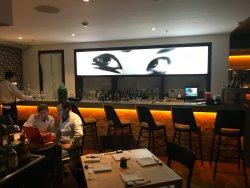 Bar / Dining area