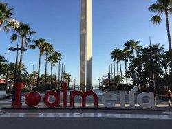 Paseo de Almeria