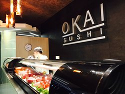 Okai Restaurant Sushi