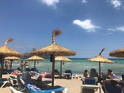 Playa del Puerto de Pollensa