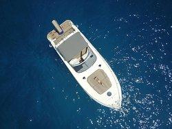 Sorrento on Boat