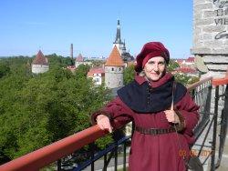 Private Guide in Tallinn Olga Soboleva
