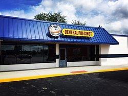Cops & Doughnuts Central Precinct