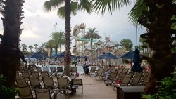 Cypress Springs Water Park - It sounded and looked fun!