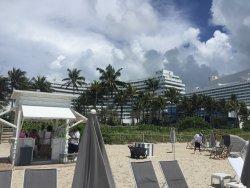 Luxury resort experience