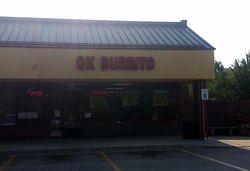 O K Burrito